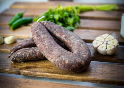 Dry sausages pork-beef