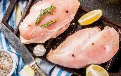 Гръцка марината за гриловано пилешко месо